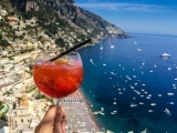 Campari in Positano