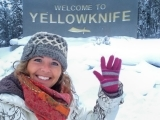 Tawna Welcomes You to Yellowknife