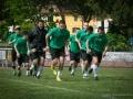 Cartagine59 Football Players Warming Up