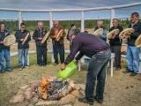 Deline Fire Feeding