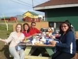 Deline picnic
