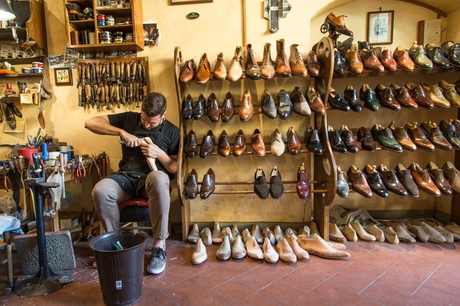Roberto Ugolini Firenze Shoemakers