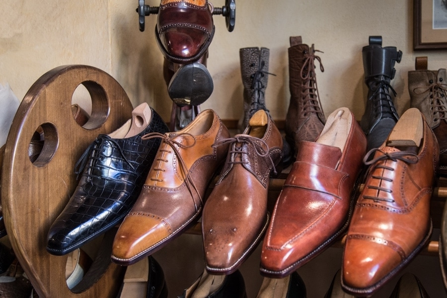 Roberto Ugolini Firenze handmade shoes