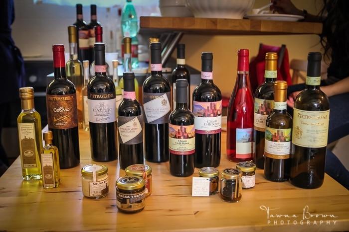 Pietraserena Wines - San Gimignano