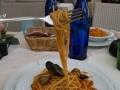 Seafood Pasta at Ristorante Da Iseo