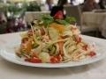 Seafood Salad at Ristorante Da Iseo