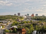 Yellowknife Cityscape