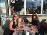 Dining at Bullock's Bistro