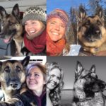 Selfies with my girl Tika gsd germanshepherdsofinstagram germanshepherd dogsofinstagram dogselfiehellip
