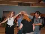 Tawna dancing