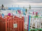 Deline cemetery