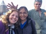 Tawna with Bernice and Morris Neyelle