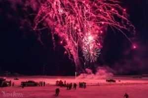 Celebration of the Inuvik-Tuktoyaktuk Highway