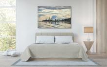 "Great Slave Lake Canvas (54x36\"") Mockup"