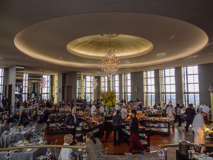 Rainbow Room - Sunday Brunch at New York's Most Iconic ...