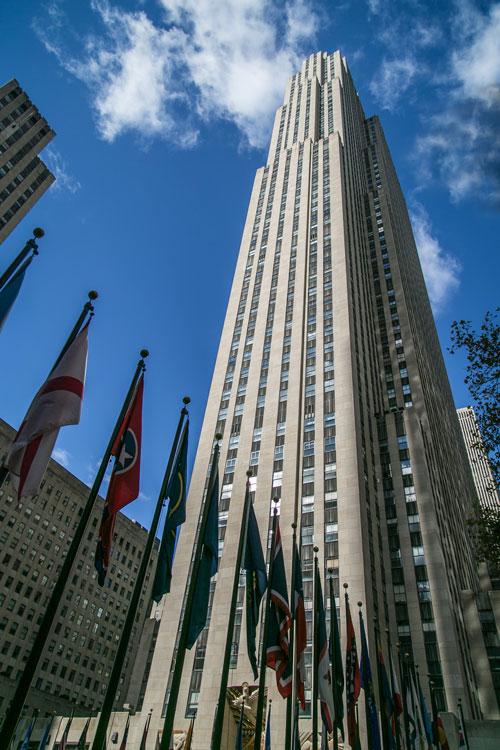 Restaurant Rockefeller Center New York