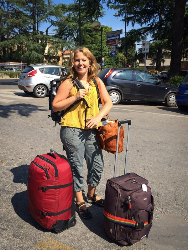 Tawna Brown Traveling