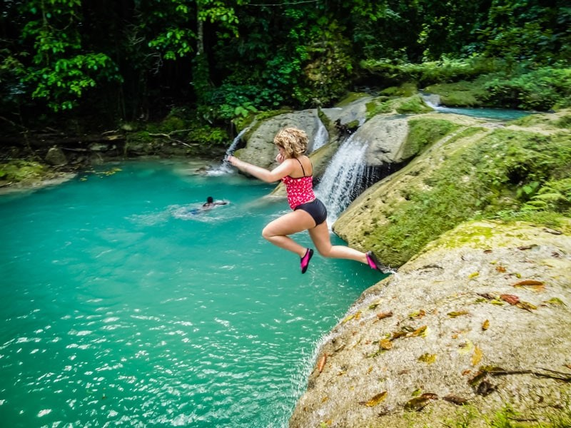 Tawna taking a leap of faith