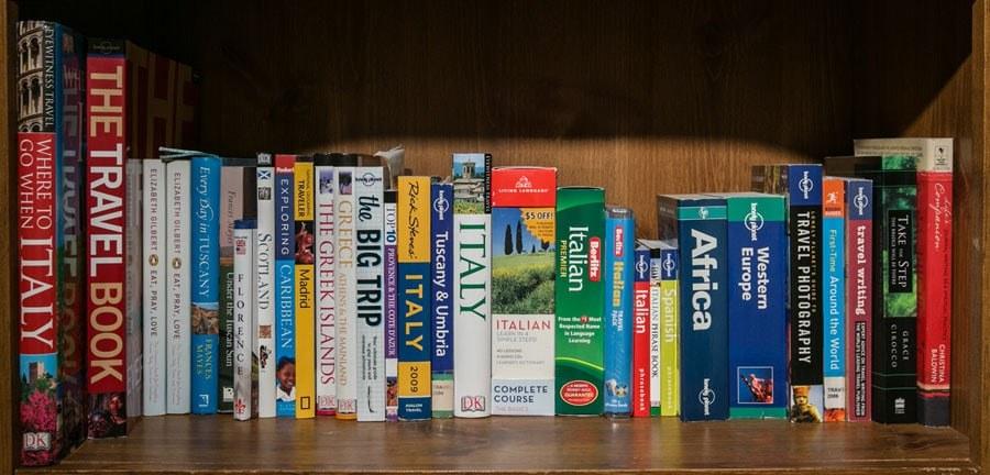 My Travel Books