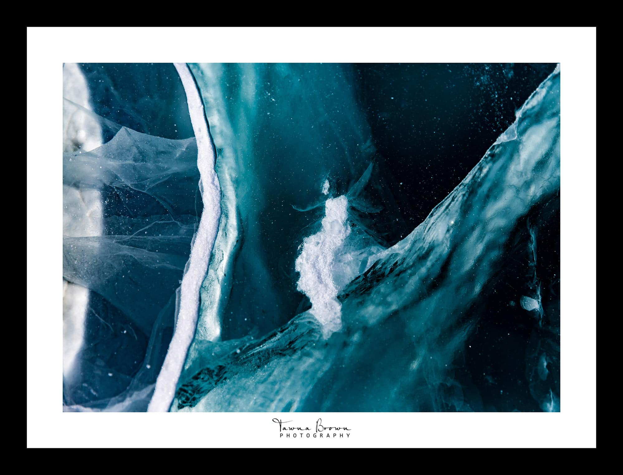 Ice Fairy of Great Slave Lake